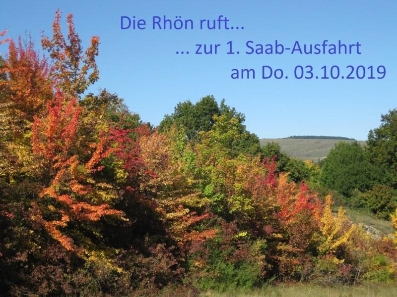 Saab exit Rhön