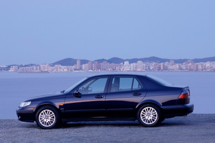 Saab 9-5 - the original