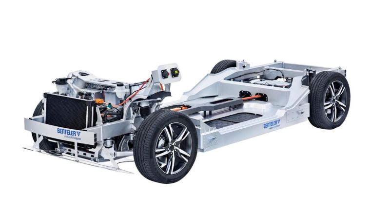 Chassis Architecture 2.0 from Benteler