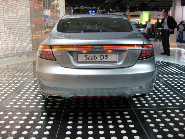 Plantilla de diseño para Audi y compañía. Le tomará casi 10 años imitar a Saab.