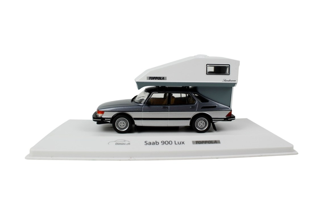 Dimini models will be available from specialist dealers and Saab workshops.