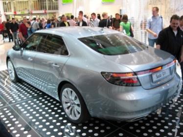 الجديد Saab 9-5.