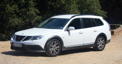 Saab 9-3x 2010 with 305.000 kilometers