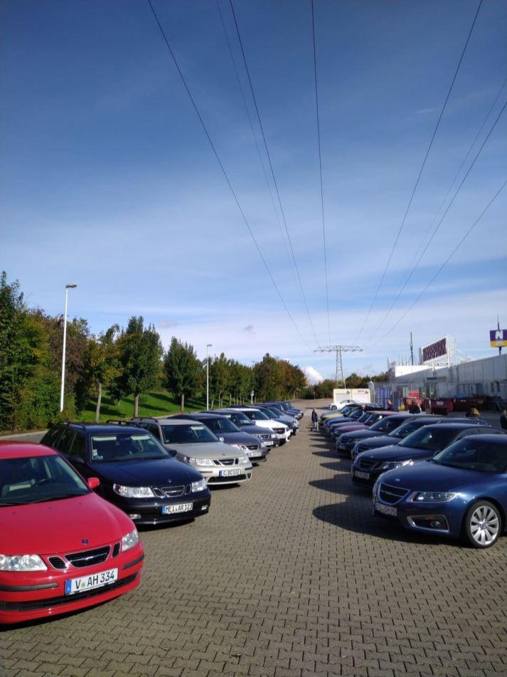 Saab Parade