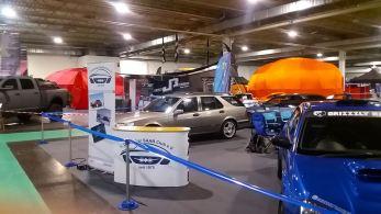 Forte insieme! Saab - Stand Subaru