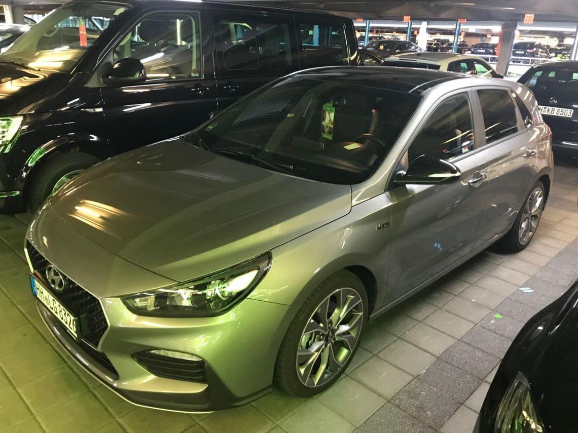 """""""Mon"""" Hyundai I30"""