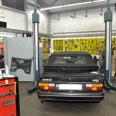 Another 900 is for maintenance in the workshop