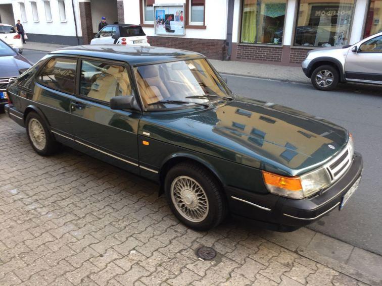 Saab 900 EP