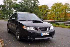Die Front ist Saab. Die Hutze Subaru. Und Turbo.