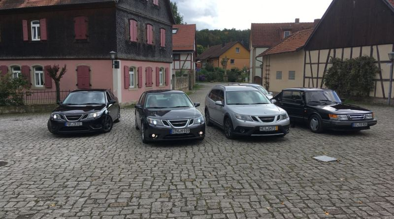 With wonderful cars from Trollhättan