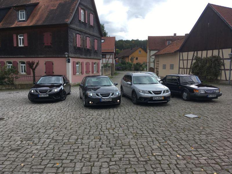 Mit wunderbaren Autos aus Trollhättan