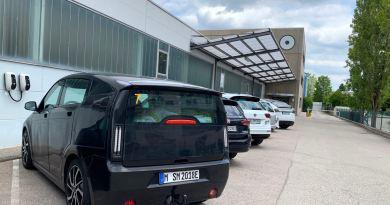 Sono Motors en Sion prototype