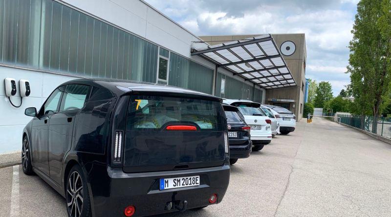 Sono Motors och Sion-prototyp