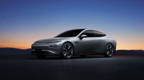 XPeng starts the pre-order phase for the P7 sedan.