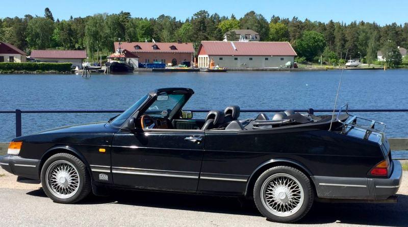 410.000 XNUMX kilometer med Saab utomhus