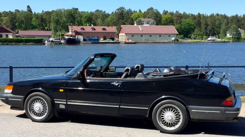 410.000 kilómetros con el Saab al aire libre