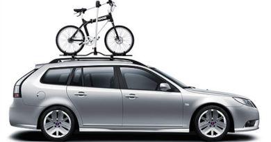 Esiste ancora! Bicicletta Saab di Biomega.