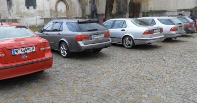 Convoy de soporte Saab 2020