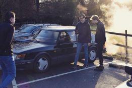 Saab 900, il classico