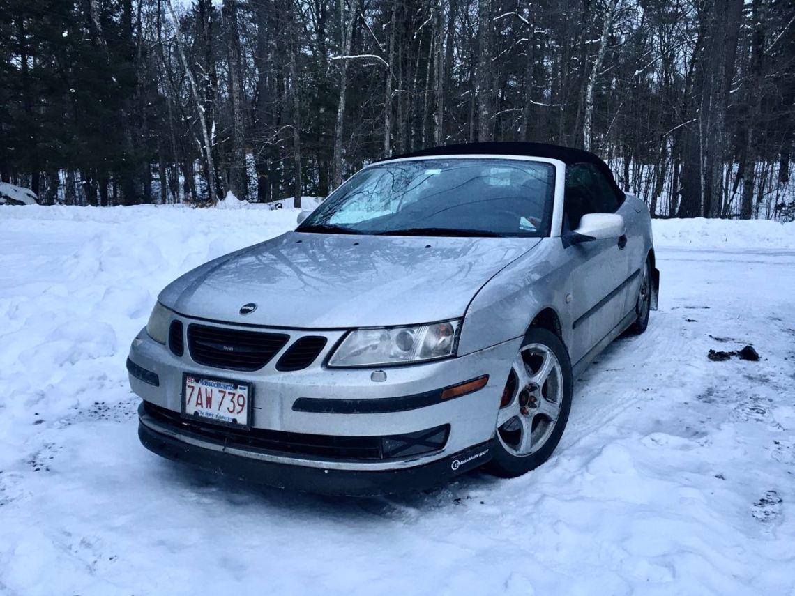 Notre première photo d'hiver du Massachusetts. Merci Colin!
