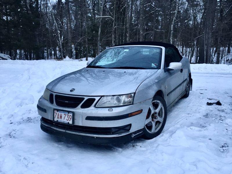 Unser erstes Winterbild aus Massachusetts. Danke Colin!