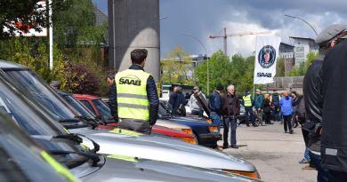 Bereits zum 5. mal in der Hansestadt - das Treffen an der Oldie Tankstelle