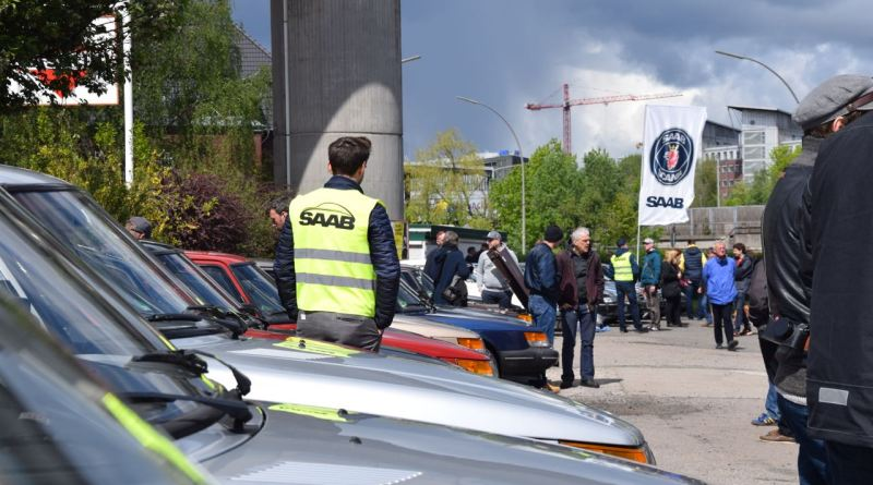 For the fifth time in the Hanseatic city - the meeting at the Oldie petrol station