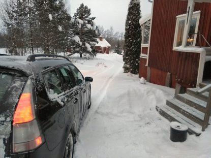 Saab 9-3 från Henning i Hälsingland