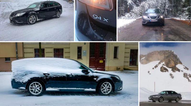 Saab Snow & Ice, vinterfotoet. Sista samtal!