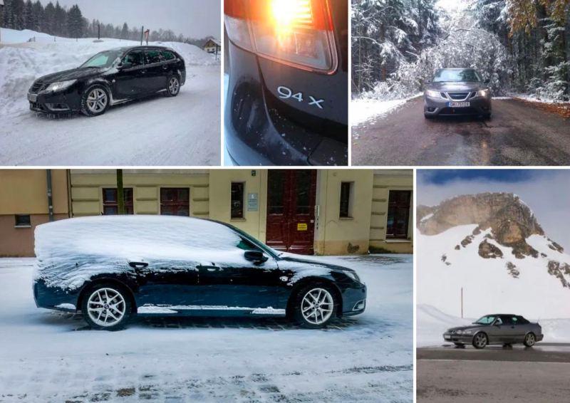 Saab Ice & Snow, das Winterfoto. Letzter Aufruf!