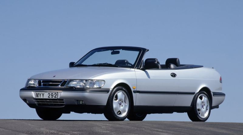 Saab dates April 2020. Oh, how about a convertible for the summer?