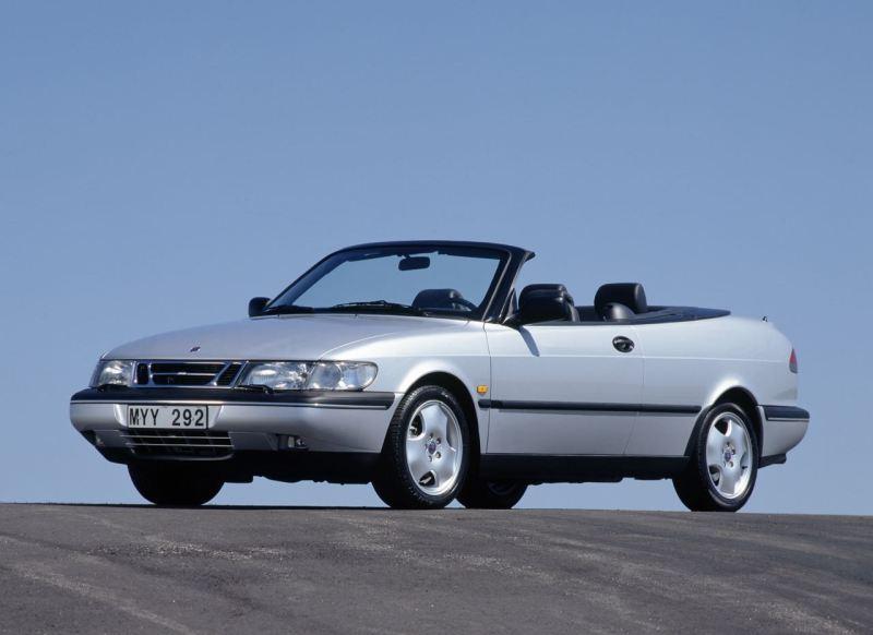 Saab Termine April 2020. Ach ja, wie wäre es mit einem Cabriolet für den Sommer?