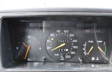 Low mileage for a Saab 900