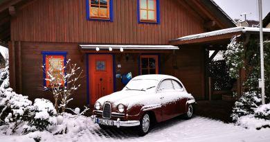 Классика Sauerland и Christoph также получила снег!