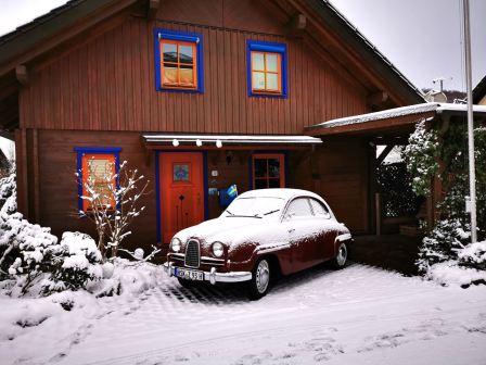 De klassieker van Sauerland en Christoph kreeg ook sneeuw!