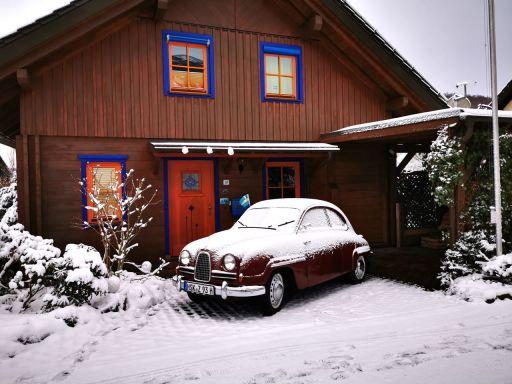 O clássico de Sauerland e Christoph também ganhou neve!