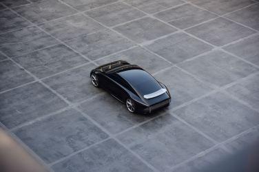 O spoiler passaria na Saab como um desenho de gelo