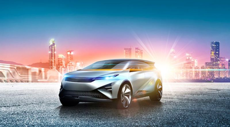 Evergrande's first electric car is said to be an SUV