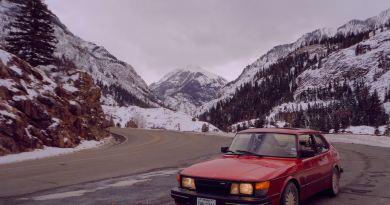 Saab Ice & Snow - a foto do inverno! Galeria (8)