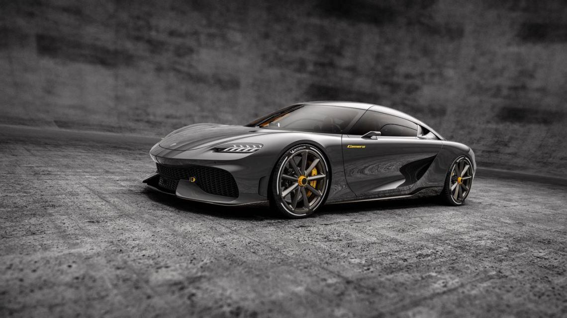 Koenigsegg is expanding the plant in Ängelholm for the Gemera