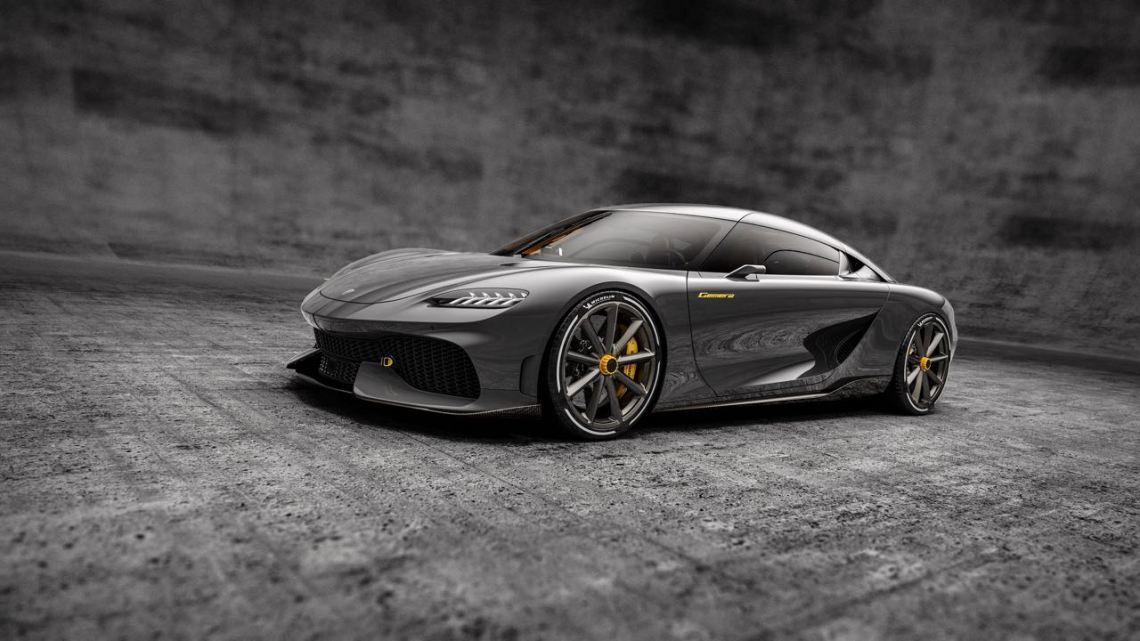 Koenigsegg está expandiendo la planta en Ängelholm para Gemera