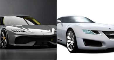 Koenigsegg Gemera inspirado en el Saab Aero X?