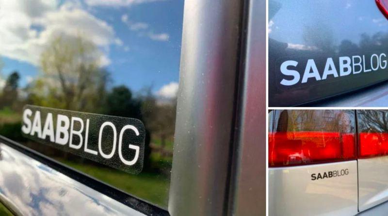Новые стикеры Saabblog