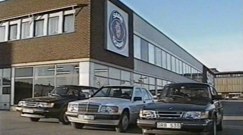 Saab 900i 16v gegen Mercedes 190E