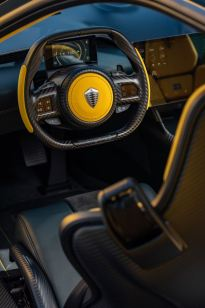 Cockpit, zeer verkleind