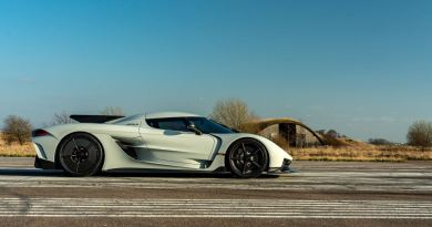 The new Koenigsegg Jesko Absolut. Picture gallery!