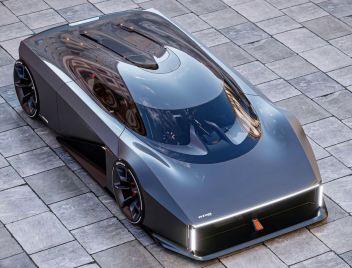 De visie is gemaakt onder de ogen van Christian von Koenigsegg
