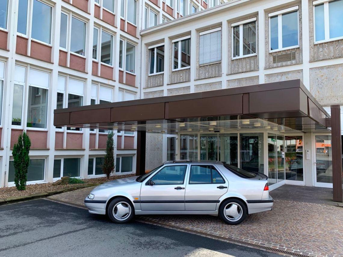 Saab fahren in Corona Zeiten