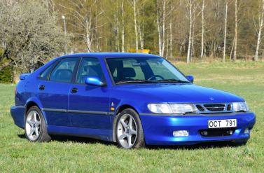 Alpha Auto. Saab 9-3 Viggen 1999.
