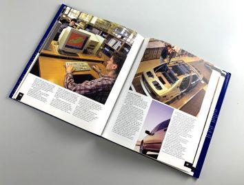 Saab s'est appuyé sur la technologie informatique dès le début de la conception